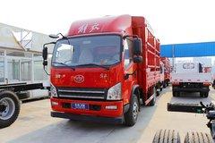 束缚 虎VH 大王版 160马力 3.85米排半仓栅式轻卡(CA5049CCYP40K2L1E5A84) 卡车图片