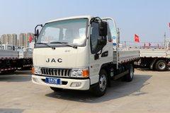 江淮 骏铃E3 102马力 3.37米排半栏板轻卡(气刹)(HFC1040P93K1B4V) 卡车图片