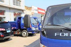 福田 时代金刚3 95马力 3米自卸车(BJ3046D8PDA-FA) 卡车图片