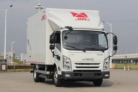 江铃 凯锐EV 4.5T 4.08米单排纯电动厢式轻卡81.14kWh