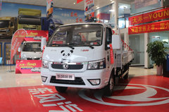 东风途逸 88马力 3.965米单排栏板小卡(EQ1040S15DC) 卡车图片