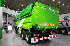 德龙新M3000自卸车表面                                                图片