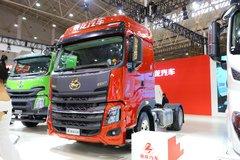 西风柳汽 乘龙H7重卡 520马力 4X2牵引车(国六)(LZ4180H7AC1) 卡车图片