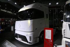西风商用车 天龙重卡 560马力 4X2 AMT主动挡观点牵引车(国六) 卡车图片