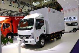 西风电动 凯普特 K6E EV350 4.5T 4.13米单排纯电动厢式轻卡81.14kMh