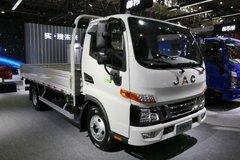江淮 骏铃V5 129马力 4.22米单排栏板轻卡(www.js77888.com)(HFC1045P32K2C7S) 卡车图片