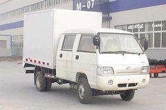 时代汽车 小卡之星 福锐 1.8L 54马力 柴油 双排厢式轻卡 卡车图片