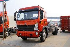 中国重汽HOWO 悍将 万能版 170马力 5.2米排半栏板轻卡(云内动力)(ZZ1167G451CE1) 卡车图片