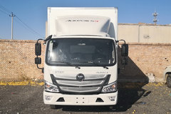 福田 欧马可S3 156马力 4.14米单排厢式轻卡(国六)(BJ5048XXY-F3) 卡车图片