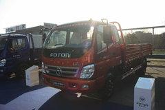 福田 奥铃捷运中卡 130马力 5.2米载货车(BJ1101VEPFD-S) 卡车图片