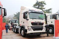中国重汽 HOWO TX7重卡 460马力 6X4 牵引车(ZZ4257V324GE1)