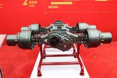 重汽 MCP16ZG 双级加速驱动桥