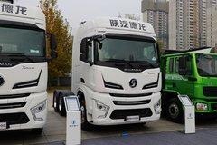 陕汽重卡 德龙X6000 660马力 6X4牵引车(国六)(SX4259Y9334)