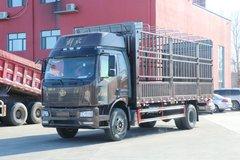 一汽束缚 J6L中卡 质惠版 240马力 4X2 6.75米仓栅式载货车(CA5180CCYP62K1L4A1E5)