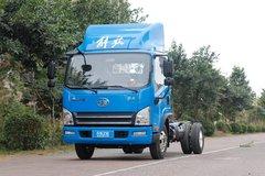 束缚 虎VH 科技版 156马力 4.16米单排厢式轻卡(CA5040XXYP40K59L2E5A84) 卡车图片