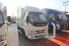 福田 奥铃CTX 103马力 3.1米单排厢式轻卡 卡车图片
