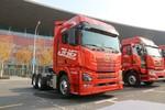 青岛解放 JH6重卡 550马力 6X2R AMT自动挡牵引车