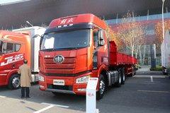 一汽束缚 新J6P重卡 质惠版2.0 460马力 6X4牵引车(CA4250P66K24T1A1E5)