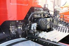 束缚J6P牵引车底盘                                                图片
