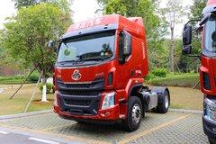 西风柳汽 乘龙H5重卡 350马力 4X2 牵引车(潍柴)(国六)(LZ4184H5AC1) 卡车图片
