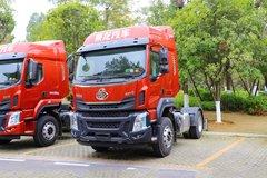 西风柳汽 乘龙H5重卡 350马力 4X2 牵引车(国六)(LZ4184H5AC1) 卡车图片
