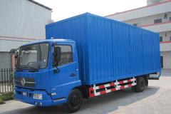 西风商用车 天锦中卡 140马力 4X2 7.5米厢式载货车(DFL5120XXYB8) 卡车图片