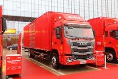 江淮 格尔发A6LII中卡 220马力 4X2 9.61米厢式载货车(HFC5181XXYP3K2A70S5V) 卡车图片