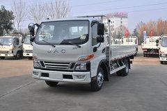 江淮 骏铃V6 131马力 4.18米单排栏板轻卡(HFC1043P91K7C2V) 卡车图片