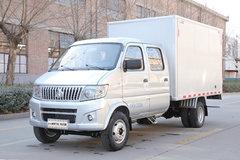 长安凯程 神骐T20 2020款 规范版 1.5L 116马力 汽油 3.055米双排厢衰落卡(国六)(SC5031XXYSBAY6) 卡车图片