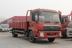 时代汽车 康瑞中卡 140马力 4X2 排半载货车 卡车图片