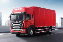 江淮 格尔发K5X中卡 240马力 4X2 7.77米厢式载货车(HFC5181XXYP3K2A57S1V) 卡车图片