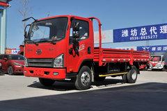 束缚 虎VN 130马力 4.2米单排栏板轻卡(6挡)(CA1040P40K56L2E5A84) 卡车图片
