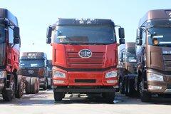 一汽束缚 新J6P重卡 550马力 8X4 8.8米自卸车(CA3310P66K24L7T4AE5) 卡车图片