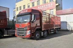西风柳汽 乘龙H5中卡 290马力 6X2 9.4米仓栅式载货车(LZ5250CCYH7CB)