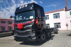江淮 格尔发A5W重卡 2020款 270马力 6X2 7.8米栏板载货车(HFC1251P2K2D46S3V) 卡车图片