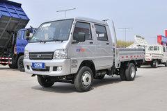 福田 驭菱VQ1 1.5L 116马力 汽油 2.5米双排栏板微卡(国六)(BJ1030V4AV4-51)