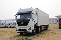 西风商用车 天龙KL重卡 300马力 6X2 9.4米厢式载货车(DFH5250XXYAX2V) 卡车图片