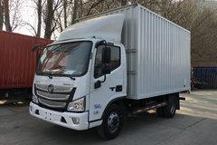 福田 欧马可S3系 156马力 4.14米单排厢式轻卡(国六)(采埃孚)(BJ5048XXY-FT) 卡车图片
