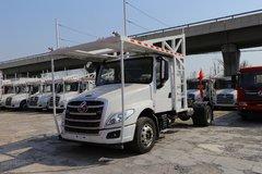 西风柳汽 乘龙T5 270马力 4X2 轿运牵引车(LZ5180TBQG2AB) 卡车图片