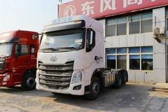 西风柳汽 乘龙H7重卡 460马力 6X2R牵引车(后桥提拔)(LZ4255H7CB) 卡车图片