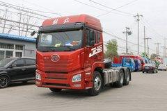 青岛束缚 JH6重卡 杰出版 400马力 6X4牵引车(国六)(CA4256P26K15T1E6A80) 卡车图片