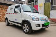 昌河 斗极星X5E 1.58T 2座 3.664米纯电动厢式运输车