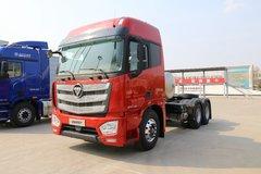 福田 欧曼EST 460马力 6X4LNG牵引车(国六)(BJ4259L6DLL-01) 卡车图片