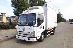 束缚 虎VR 88马力 4X2 3.6米冷藏车(CA5041XLCP40K50L1E5A84)