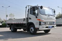 江淮 骏铃V6 150马力 4.18米单排栏板轻卡(国六)(HFC1043P31K1C7S) 卡车图片