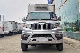 金杯 T50EV 3.5T 3.3米单排纯电动冷藏车68.6kWh