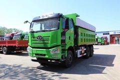 一汽束缚 新J6P重卡 420马力 6X4 5.8米自卸车(国六)(CA3250P66K24LT1E6) 卡车图片