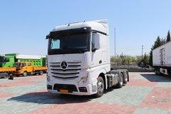 疾驰 新Actros重卡 450马力 6X2R牵引车(型号2645) 卡车图片
