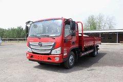 福田 欧马可S3系 156马力 5.25米排半栏板轻卡(采埃孚)(国六)(BJ1108VEJED-F3) 卡车图片