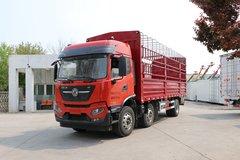 西风商用车 天锦KR 260马力 6X2 7.2米仓栅式载货车(国六)(DFH5250CCYE) 卡车图片